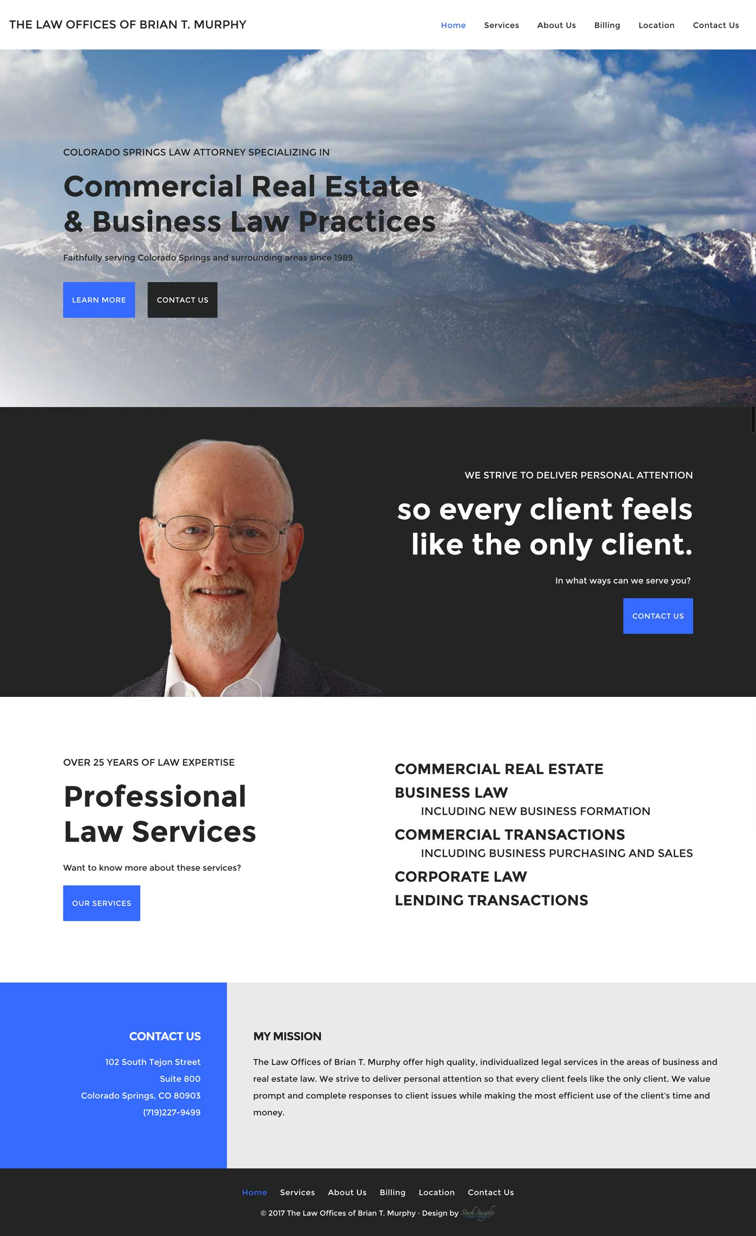 brian-murphy-law Archives | Steck Insights Web Design