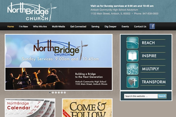 NorthBridgeChurch.com