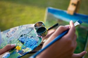 Web Design for Oil Painters