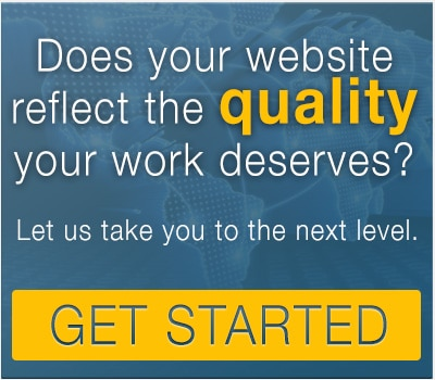 Does your website reflect the quality your work deserves?