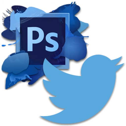 Photoshop Template for Twitter's New Cover Photo Layout