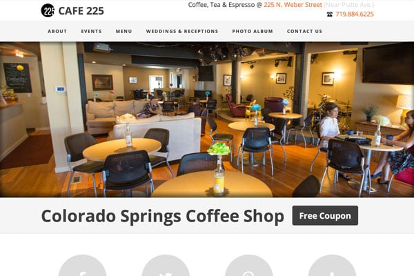 Cafe225.org