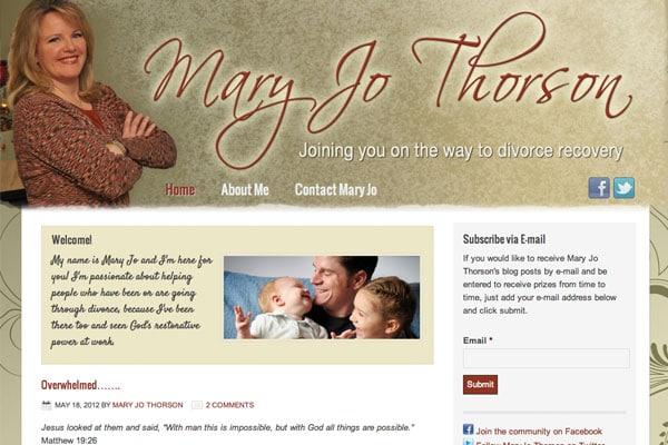 MaryJoThorson.com