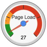 Google Fonts Page Load Meter
